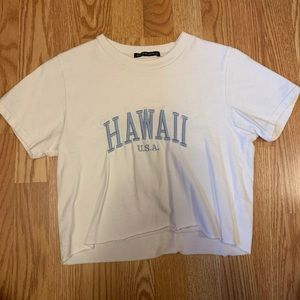 Brandy Melville Hawaii Top